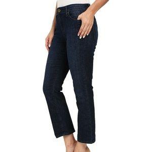 SANCTUARY DENIM Jolie Crop Dark Wash Pants Sz 26